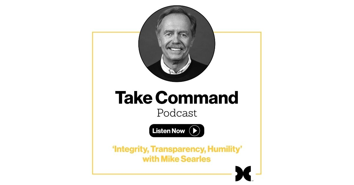 In this Dale Carnegie podcast, Mike Searles, CEO at Benjamin Moore, shares his leadership lessons