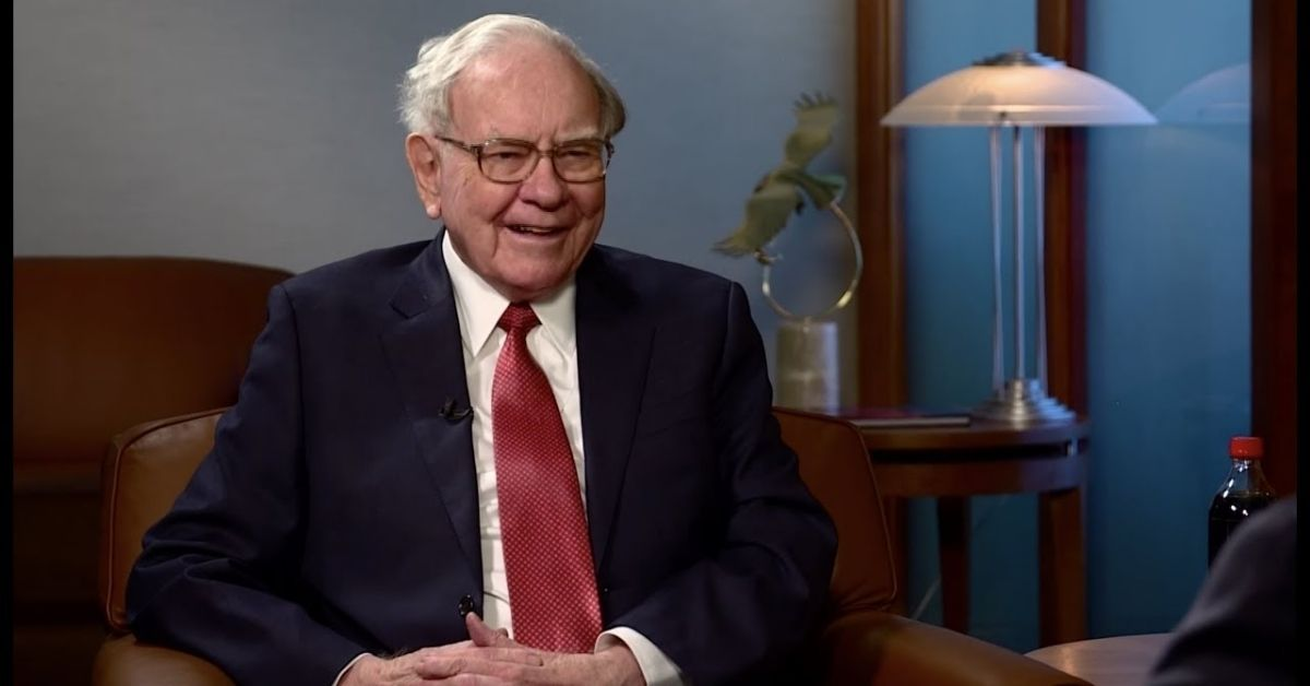 Warren Buffet shares that his most important degree is his certificate from the Dale Carnegie Course